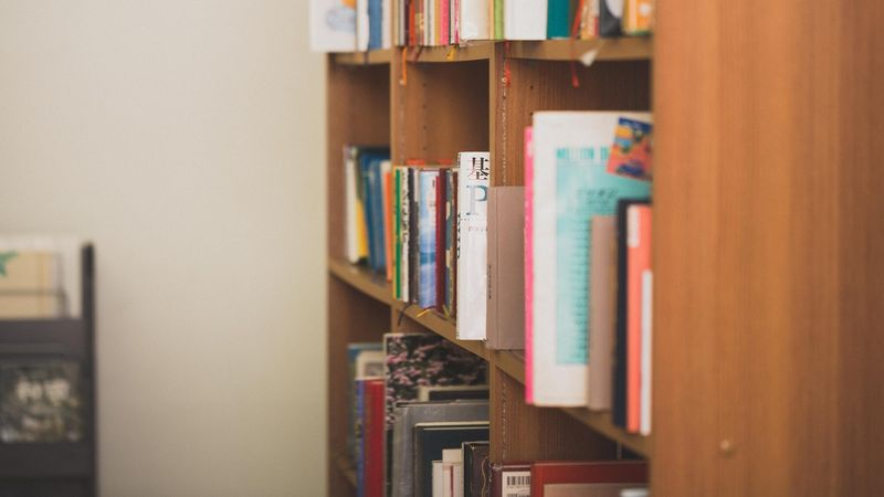読書する習慣を図書館でつける