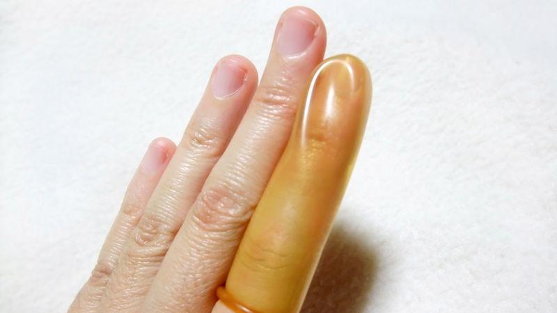 種類別に見る指サックの使い方