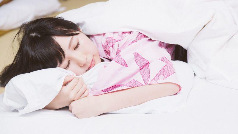 寝るだけで痩せるって本当?睡眠ダイエット法!