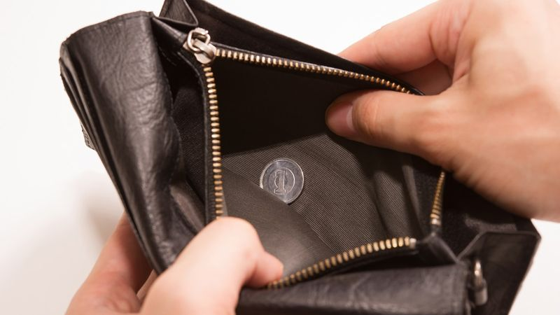 節約と貯金をするための財布チェックと買い物ルール