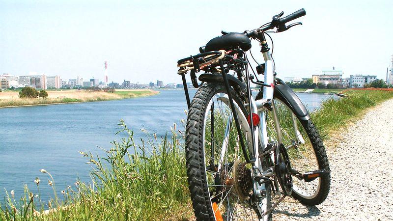 サイクリングやドライブをする時には目的地を決めておく